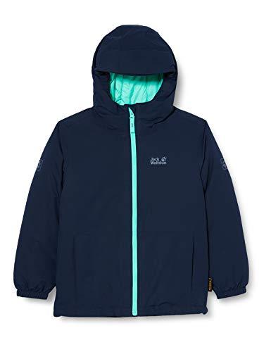 Jack Wolfskin Unisex Kids Argon Storm Jacket Kinder Jacke S Mitternachtsblau