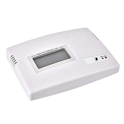 Terminal inalámbrico fijo GSM Teléfono de escritorio Sistema de alarma fijo Hogar Terminal fijo Plataforma de(Dual band, European standard (100-240V))