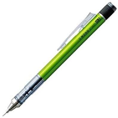 トンボ鉛筆 シャープペン モノグラフ0.3ライム SH-MG51R3 【× 7 本 】