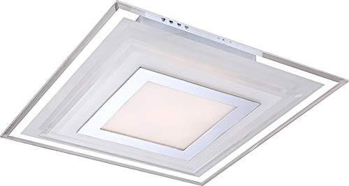 Skapetze LED Wand- und Deckenleuchte silber one size