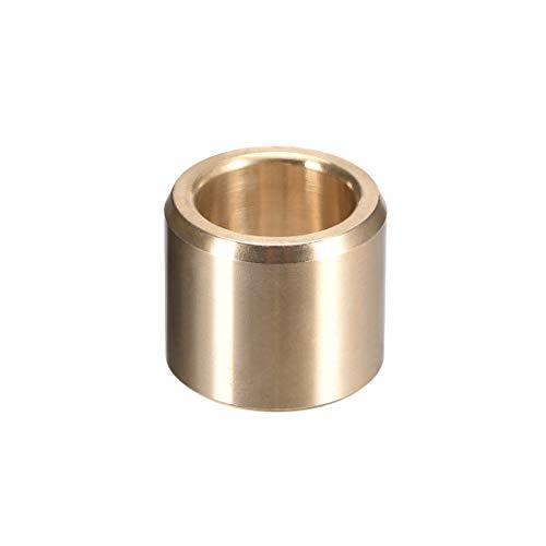 "uxcell Bearing Sleeve 5/8"" Bore x 7/8"" OD x 3/4"" Length Self-Lubricating Sintered Bronze Bushings"