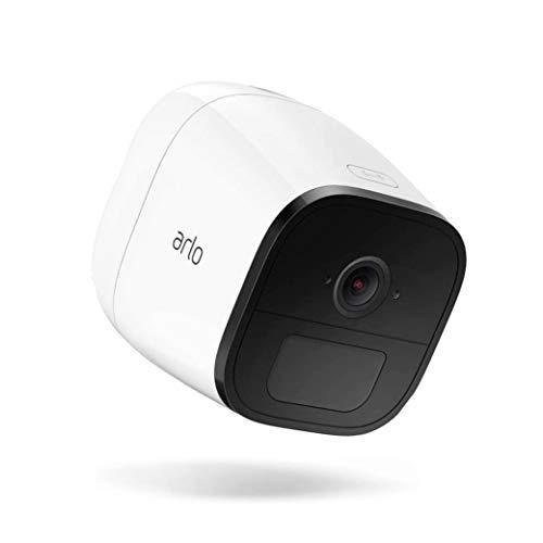 V-Camera by Vodafone Netgear Arlo Go Pro - Cámara de Seguridad y Vídeo Vigilancia Inalámbrica Conectada con Smartphone por 4G SIM incluida