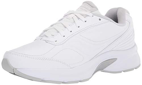 Saucony Men's Omni WLK Walking Shoes, White, 11