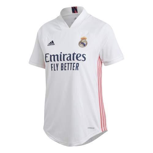 Real Madrid Adidas Maillot Officiel Saison 2020/21 pour Femm