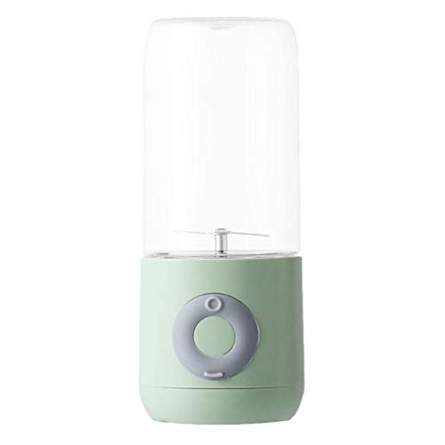 Garneck Elektrische Entsafter Cup Tragbare Mixer Mini Lebensmittel Ergänzung Maker Maschine USB Aufladbare Saft Mixer Persönliche Smoothie Mixer