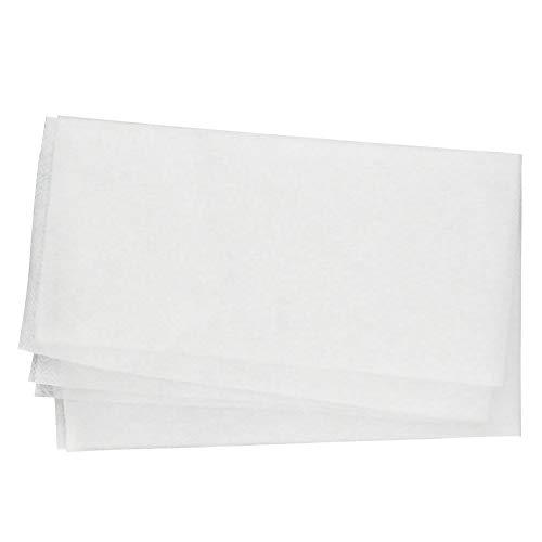 Klimaanlagenfilter, 2 Stück/Tasche, skalierbares Tuch, praktisches, langlebiges Netzgewebe, für Schlafzimmer, Zuhause, Reinigung, Reinigung, Vlies-Ersatznetz.