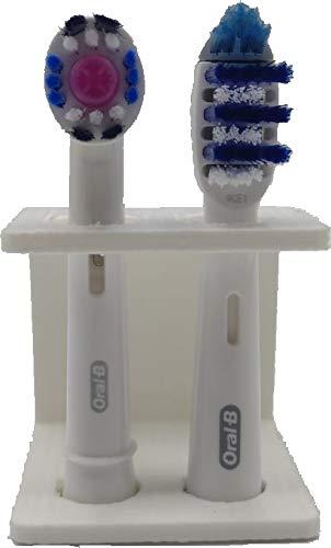 Soporte para Cabezales de Cepillo de Dientes eléctrico, Soporta 2 ó 4...
