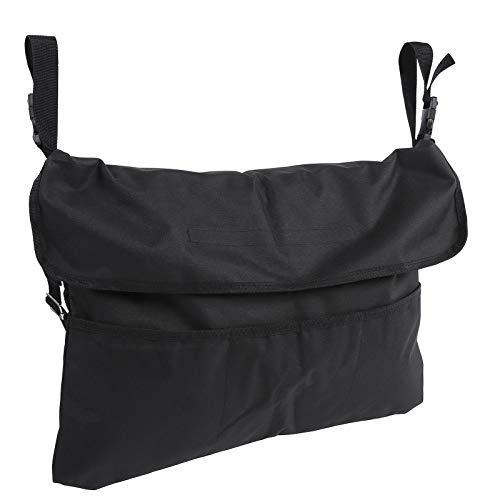 Correas ajustables, portátil, fácil de limpiar, para silla de ruedas, mochila de viaje, para hombres y mujeres