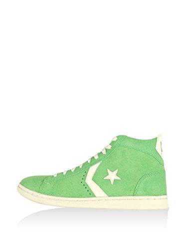 Converse Sneaker Alta PRO Leather Lp Mid Suede Verde EU 36