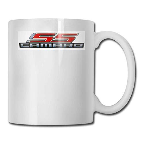 Kaffeebecher Kaffeetasse Cam-ARO SS Me-tal Lustige Kaffeetasse Keramik, personalisierte Tasse Große Geschenke 11 Unzen 11oz
