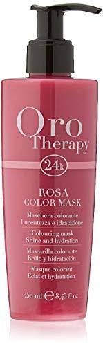 FANOLA Oro Therapy Color Mask Rosa Maschera Capelli - 250 Ml