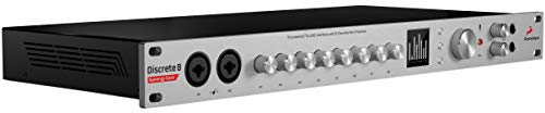 Antelope Audio Discrete 8 Synergy Core Interfaccia Audio USB/Thunderbolt