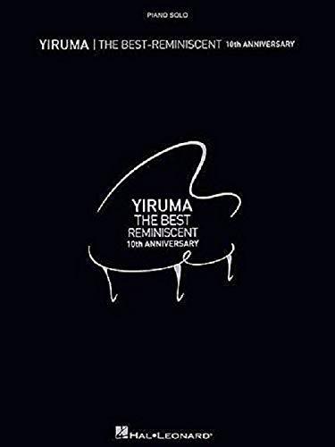 The Best of YIRUMA – Libro de juego con 17 piezas románticas para piano – Edición para piano de peso medio (notas)
