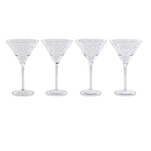Loberon Martiniglas 4er Set Bayonne
