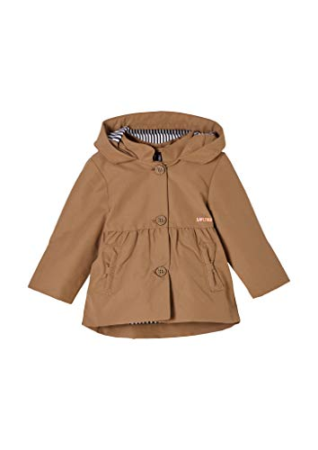 s.Oliver 405.10.103.16.151.2059560 Abrigo de Vestir, marrón, 74 cm para Bebés