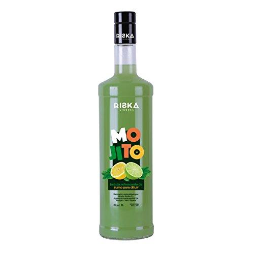 RISKA - Mojito sin alcohol 1 Litro