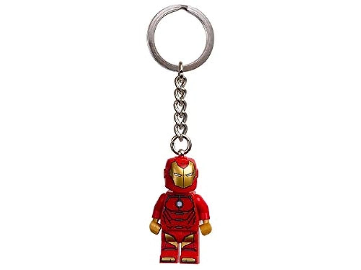 [해외] 레고(LEGO) 슈퍼히어로즈 아이언맨 키체인