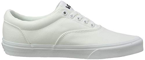 Vans Herren MN Doheny Sneaker, Weiß ((Triple White) White W42), 46 EU