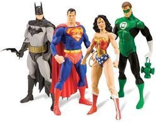 Justice Action Figure Box Set by Diamond Comic Distributors