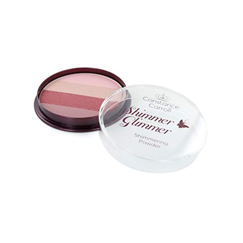 Constance Carroll Shimmer Glimmer Shimmering Powder 15g 03 Pink Shimmer