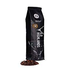 Wild Highlands Coffee (Ancient Beans, 500g)