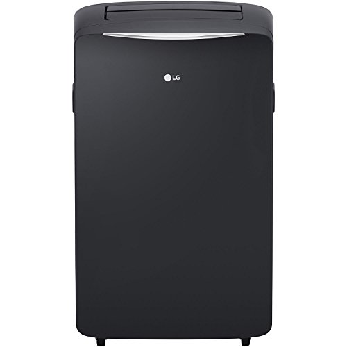 LG LP1417GSR 115V Portable Air Conditioner with Remote Control in Graphite Gray for Rooms up to 400-Sq. Ft. (Renewed)