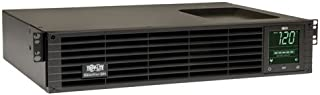 Tripp Lite 1500VA Smart UPS Back Up, Sine Wave, 1350W Line-Interactive, 2U Rackmount, LCD, USB, DB9, 2 & 3 Year Warranties, $250,000 Insurance (SMART1500RM2U)