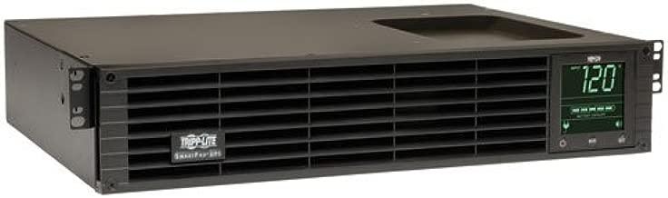 Tripp Lite 1500VA Smart UPS Back Up, Sine Wave, 1350W Line-Interactive, 2U Rackmount, LCD, USB, DB9, 2 & 3 Year Warranties, $250,000 Insurance (SMART1500RM2U)