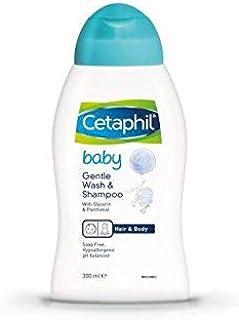 Cetaphil Baby Gentle Wash & Shampoo With Glycerin & Panthenol 300ml