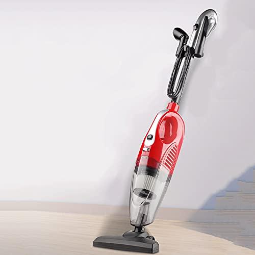 WYYUE Aspiradora, aspiradora de Mano silenciosa y Liviana, filtración HEPA, 1.8 L, Mango Desmontable para una fácil Limpieza, para el hogar, Pisos Duros, alfombras, automóviles