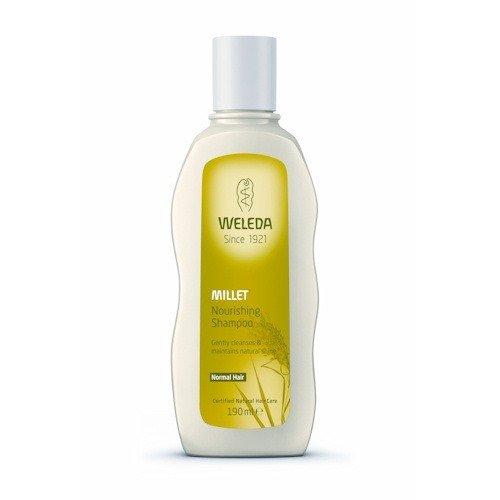 Weleda Millet voedende Shampoo 190ml Pack of 2