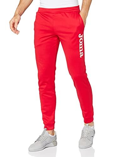 Joma Suez Pantalón, Hombre, Rojo, S