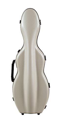 Custodia per violino Fiberglass Tonareli 4/4 VNF1011 PERLA + cartella portaspartiti – VENDITORE AUTORIZZATO