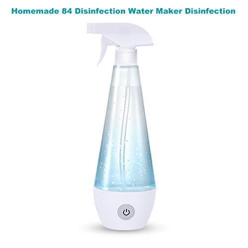 qingqingR USB 84 Desinfektionswasserbereiter Hypochlorit Desinfektionsmittel Reinluftsprühgerät
