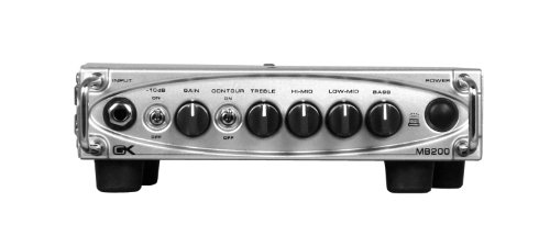Gallien-Krueger MB200 -  200W Ultra Light Bass...