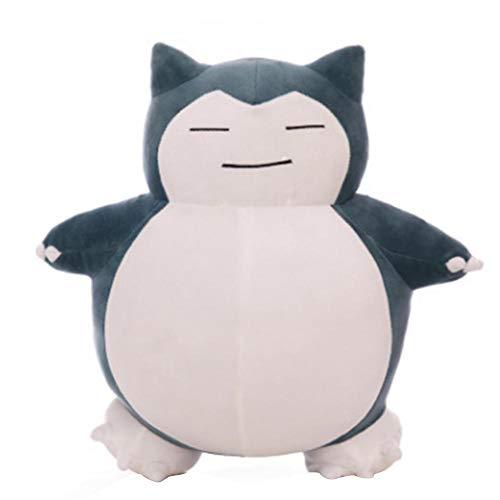 precauti Pokemon Plüsch - Jumbo 30cm Snorlax Pokemon Center Kabigon Plüschtier Weiche Puppe Figur Geschenk Details