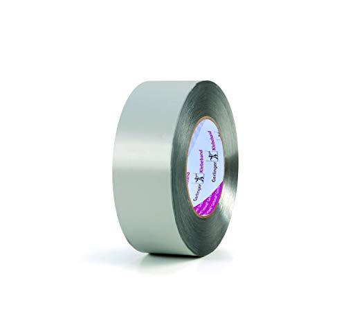 Aluminium Klebeband von Gerband 712 aus deutscher Fertigung 50 m Rolle (100 mm breit)