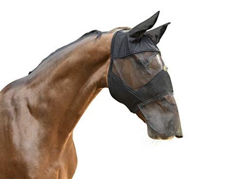 Kerbl Maschera Anti Mosche per Cavalli