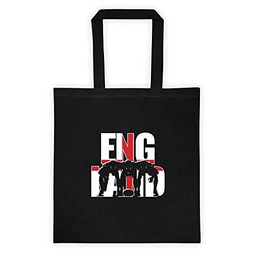 england Rugby 2019 Fans Kit for English Supporters, Players, Coaches Tote bag