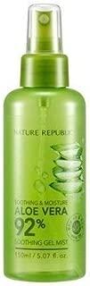 (3 Pack) NATURE REPUBLIC Aloe Vera 92% Soothing Gel Mist