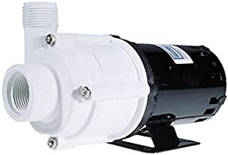Little Giant 580503, 2-MD-SC 1/25 hp 510 gph Magnetic Drive Pump with 6 ft. Cord & 3-Prong Plug, 115V - 60Hz