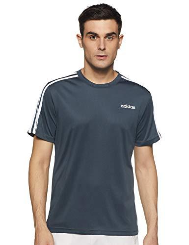 Adidas Men's Regular T-Shirt (FJ9213_BOONIX Medium)