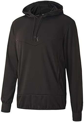 Puma Train Knit 519414 - Sudadera con capucha para hombre Puma Black. S