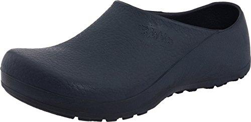 Birkenstock Professional Unisex Profi Birki Slip Resistant Work Shoe,Blue,41 M EU