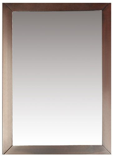 Simpli Home Burnaby 22 inch x 30 inch Bath Vanity Décor Mirror -