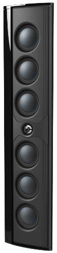 Definitive Technology Mythos XTR-50 On-Wall or Shelf-Mounting Ultra-Thin Loudspeaker (Black)