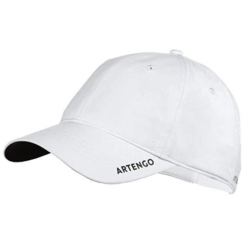 Artengo Tennis Cap Tc 500 58 cm - Schwarz Schneewittchen Unique Größe
