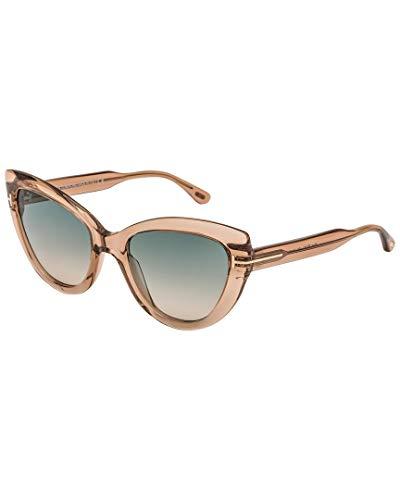 Tom Ford Womens Women's Anya 55Mm Sunglasses