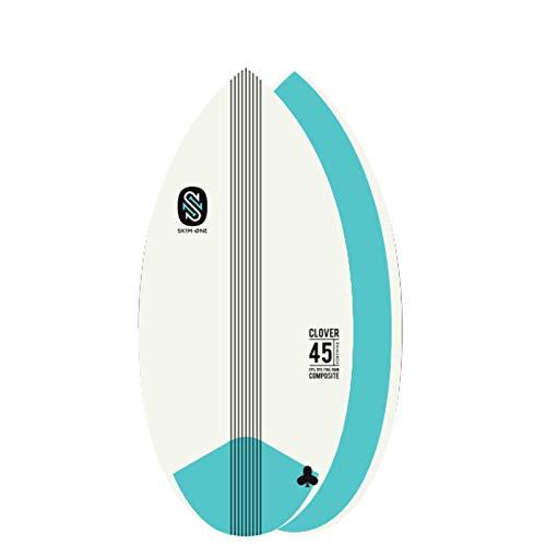 Skimboard SkimOne EPS Epoxy Clover 45 - Tabla de skimboard, color azul