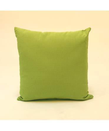 10XDIEZ Funda de cojin Tena Verde Pistacho - Medidas cojin - 30x50cm